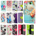 For Samsung Galaxy J7 PRIME Leather Premium Wallet Case Pouch Flip Cover