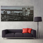 New York City Modern Canvas Painting Print Picture Home Wall Art Decor Framed