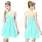 Ever Pretty One Shoulder Chiffon Rhinestones Bridesmaid Dress 03321