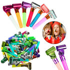 Kids Birthday Party Blowers Blowouts Loot Bag Pinata Filler Noise Toy Foil UK
