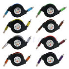 Micro Retractable USB Data Sync Charger Charging Cable For Samsung LG Android