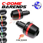 6Color CNC Dome Bar Ends Sliders For YZF R6 Not for R6S 2006-2016 10 11 12 13 14