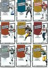 2017 Prestige Banner Season Football cards - Complete Your Set !!