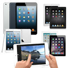 Apple iPad 1/2/3/4 Mini 1 9.7in Tablet WIFI 16/32/64GB Good Condition Black US