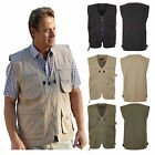 Mens Champion Dale Country Clothing Polycotton BodyWarmer Gilet Outerwear