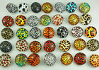 Mix diy charm Chunks series for Snap Button Chunks charm Wholesale 18mm p2
