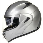 Motorcycle Racing Bicycle Riding Helmet Full Face Guard Dual Visor Flip Up