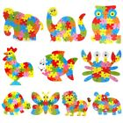 26-Letter Wooden Animal Alphabet Early Learning Puzzle Toys Education Multi-type