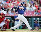 Travis Shaw Milwaukee Brewers 2017 MLB Action Photo UH212 (Select Size)