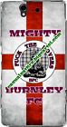 Mighty Burnley Football Hooligans/Casuals Phone case. Brand New.