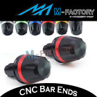 AOB Bar Ends Weights Fit Yamaha YZF R6 17