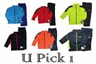 Under Armour Jacket Pant Boys Athletic Sport Active wear Tra