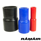 Ramair Silicone Hose Straight Reducer- Reducing Tube Pipe Air Boost Intercooler