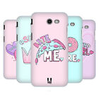 HEAD CASE DESIGNS PASTEL OVERLAYS HARD BACK CASE FOR SAMSUNG GALAXY J3 EMERGE