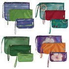 ChicoBag® Travel Zip Reusable Travel Pouches 4 Variations Set of 3 Pouches Each