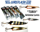 Toby Lure Type *TOBIX* Best Spinning Lures for Salmon Fishing, Sea Trout & Pike