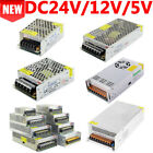 DC 5V/12V/24V LED Driver Switching Power Supply Transformer for LED Strip CCTV