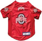Ohio State Buckeyes Center Logo dog football jersey (all sizes)