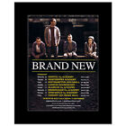 BRAND NEW - UK Tour 2012 Mini Poster - 21x28.5cm