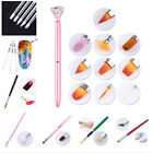 Nail Brush Set Gradient Liner Painting UV Gel Brush Dotting Pen Manicure Tools