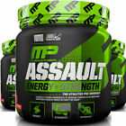 MusclePharm Assault, Blue Raspberry 345G/30SERVINGS PRE WORKOUT - LIMITED STOCK