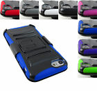 FOR NEW APPLE IPHONE RUGGED ARMORED V3 HYBRID CASE COVER+CLIP HOLSTER+STYLUS