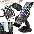 Universal Car Air Vent Mount Holder Clip & Windscreen Dashboard Suction Holder