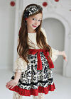 NWT Mustard Pie Enchanted Holiday Olivia Lace Dress Berry Red sz 2T 4T 5 8