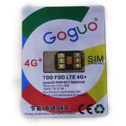 Newest SIM Card unlock iPhone 5 6 6s 7 plus For ALL iOS GSM CDMA 2/3/4G Quality