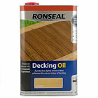 Ronseal Decking Oil  - Choice of 4 Colours