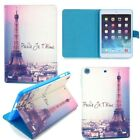 For Ipad 2 3 4/air/air2/mini Cute Magnetic Flip Pu Leather Stand Cover Case