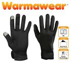Ladies Battery Heated Gloves Thermal Liners Inner Motorcycle Thin Warm Warmawear