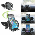 Car CD Dash Slot Mount Holder Dock For Phone 7 Samsung Galaxy S7/S7 Edge Note 5