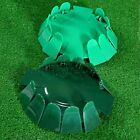 Durable Plastic Golf Putting Cup Contains 10 Removable Blades Practice Putting