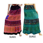 Skirt SUA Original Vintage Thailand Hmong Tribal Hill Tribe Long Gypsy Hippie