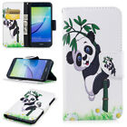 Wallet Flip PU Leather Shockproof Case Cover Protective Skin For Huawei Y5(2017)