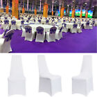 5-50 Lycra Spandex Chair Covers for Sale, Flat Arched, Party Wedding Decoration
