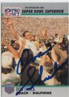 1990 Don Shula Pro Set Autograph IN PERSON AUTO #30 - Dolphins