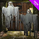 Hanging Grim Reaper Decoration - Halloween Party Deco Creepy Spooky