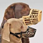 Basket Dog Puppy Muzzle - Guardian Gear - Black or Beige - 7 Sizes