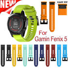 Replacement Silicagel Quick Install Band Strap For Garmin Fenix 5/Forerunner 935