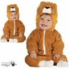 Baby Toddler Boys Girls Halloween Lion Jungle King Fancy Dress costume Outfit