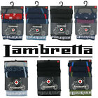Lambretta Boxers Trunks Mens Cotton Elasticated Waist Soft UK Small - 3X Large