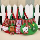 Santa Claus Snowman Candy Gift Bags Handbag Merry Christmas Storage Package - S
