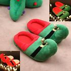 New Fluffy Christmas Xmas Novelty Slippers Santa Rudolph Snowman Designs