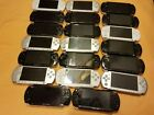 Sony psps lot of 20 as is for parts complete damage