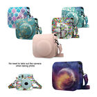 Leather Bag Cover Case For Fujifilm Camera Instax Mini 90 / Mini 8 / 8+ Mini 9