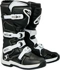 Alpinestars Tech 3 Adult Offroad Boots Black/White Size 5-16