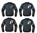 Icon Overlord Primary Textile Motorcycle Riding Jacket Adult All Colors S-4XL