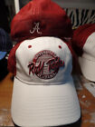 alabama crimson tide hat - Alabama Crimson Tide NCAA BAMA White Mesh Hat Cap University of Tuscaloosa Roll